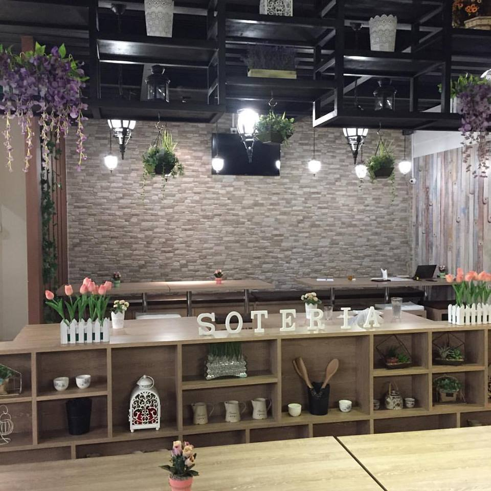 Soteria Resto Denpasar 1 » Soteria Resto Denpasar, Tawarkan Kuliner Enak dengan Suasana Interior Minimalis