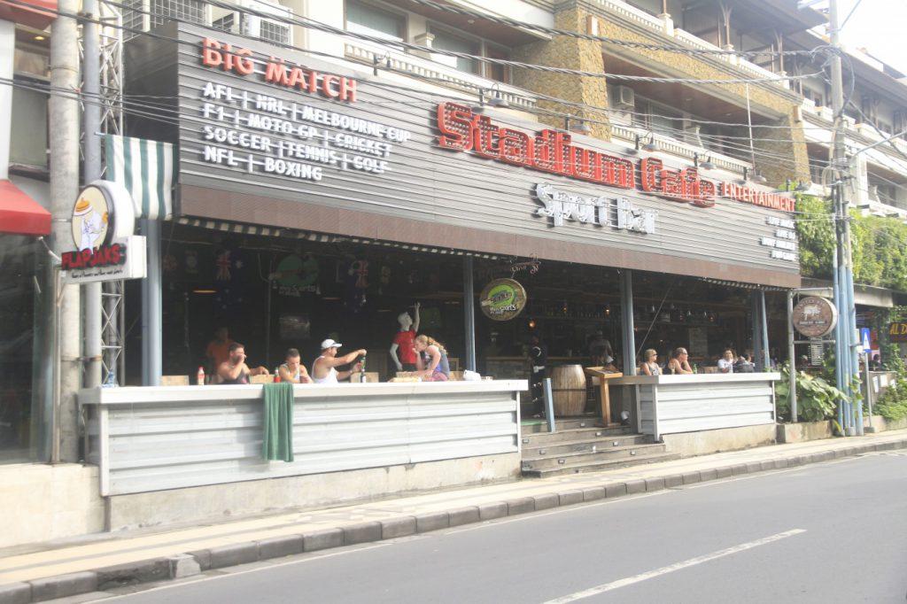 Stadium Sport Bar Bali 1 1024x682 » Stadium Sport Bar Bali, Café yang Khusus untuk Penggila Olahraga