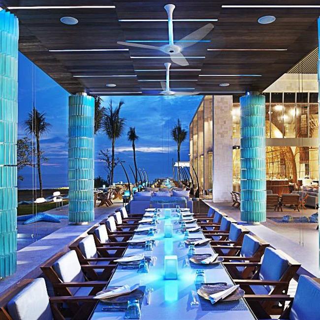 Starfish Bloo Seminyak 3 » Starfish Bloo Seminyak, Restoran Mewah Tepi Pantai yang Menawarkan Konsep Bersantap Elegan