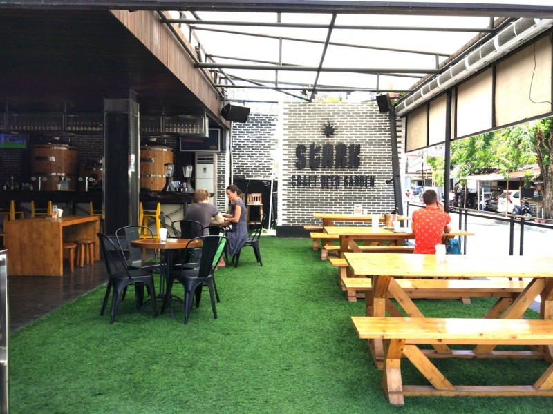 Stark Craft Beer Garden Kuta
