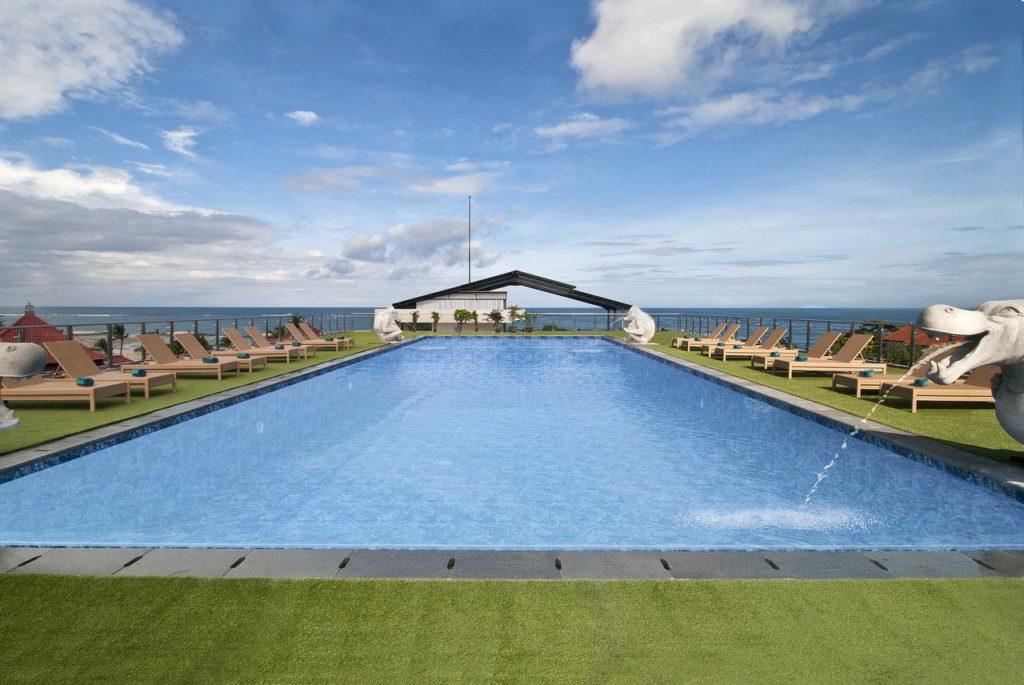 Sulis Beach Hotel Kuta 1 1024x685 » Sulis Beach Hotel Kuta, Penginapan Tepi Pantai Murah yang Cocok untuk Liburan Keluarga