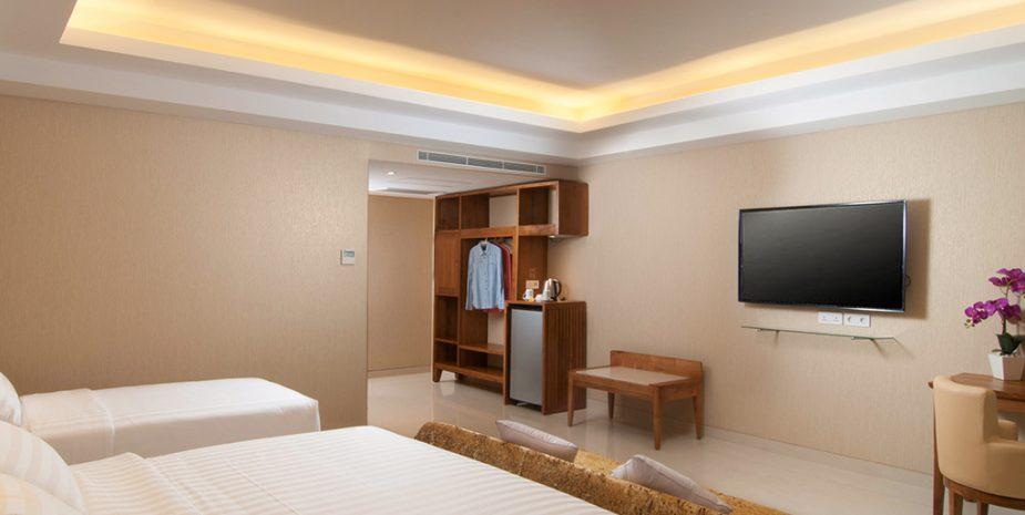Sulis Beach Hotel Kuta 2 » Sulis Beach Hotel Kuta, Penginapan Tepi Pantai Murah yang Cocok untuk Liburan Keluarga