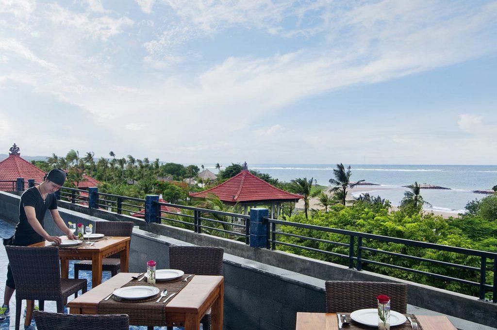 Sulis Beach Hotel Kuta 4 1024x680 » Sulis Beach Hotel Kuta, Penginapan Tepi Pantai Murah yang Cocok untuk Liburan Keluarga