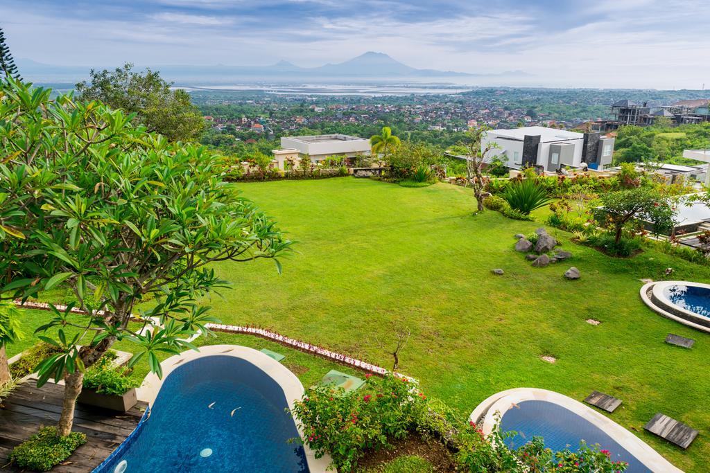 Sun Island Suites Bali, Penginapan Mewah di Atas Bukit Uluwatu yang Eksklusif