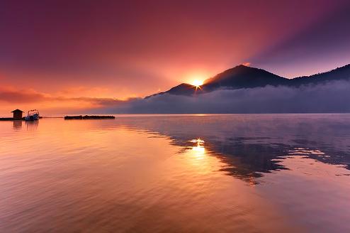 Sunrise Danau Batur Kintamani » Danau Batur Kintamani Bikin Kamu Semakin Betah di Bali