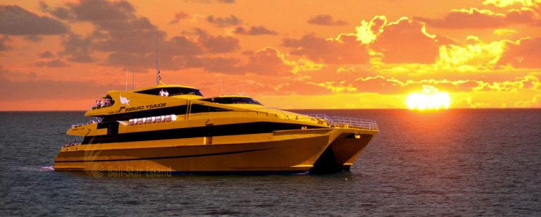 Sunset Dinner Cruise Bali Bounty