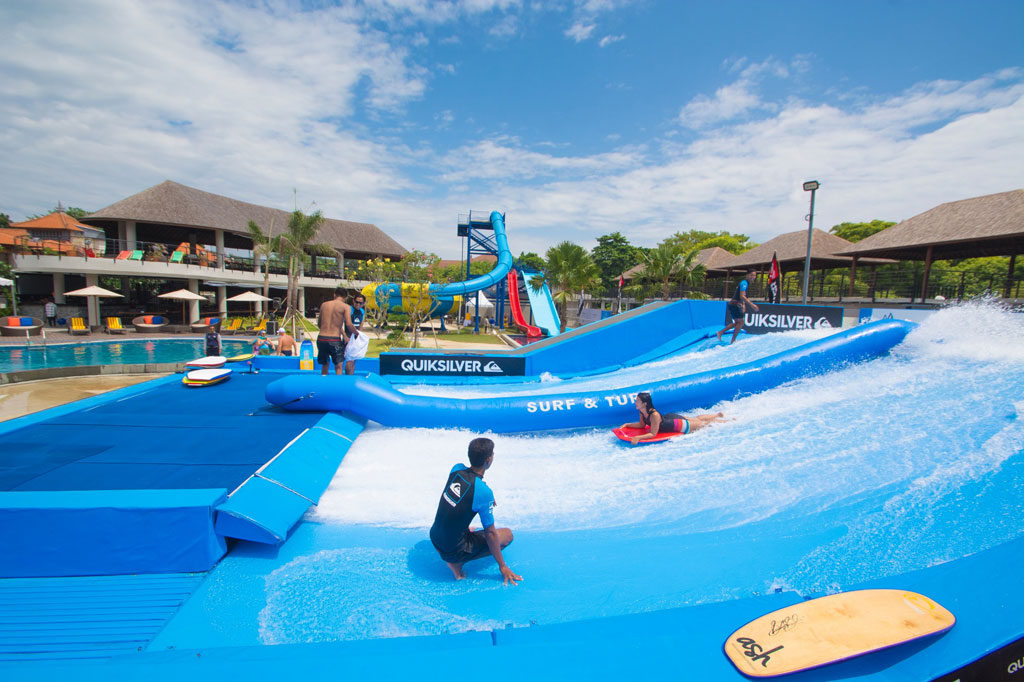 Surf and Turf Surf Rider Nusa Dua