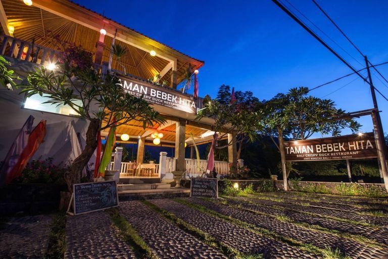 Taman Bebek Hita Karangasem 3 » Taman Bebek Hita Karangasem, Tempat Bersantap Kuliner Bebek dengan Sajian Pemandangan Pantai Amed