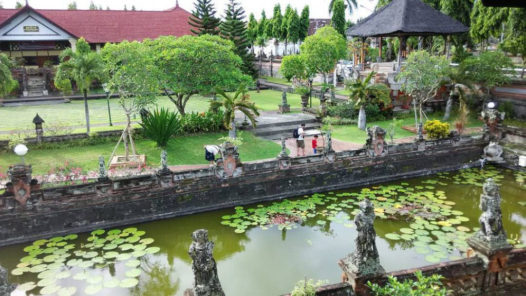 Taman Gili Kerta Gosa 1 1024x576 » Taman Gili Kerta Gosa, Tempat Wisata Bersejarah Peninggalan Kerajaan Klungkung