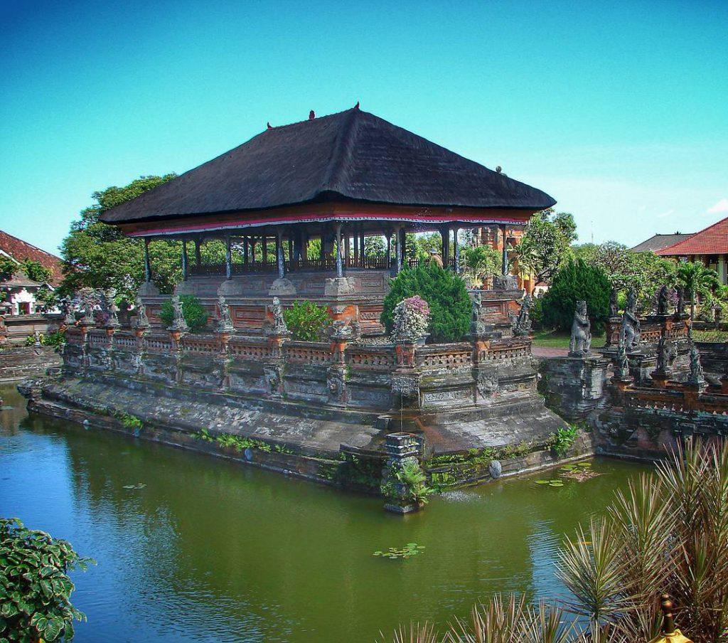 Taman Gili Kerta Gosa 2 1024x904 » Taman Gili Kerta Gosa, Tempat Wisata Bersejarah Peninggalan Kerajaan Klungkung