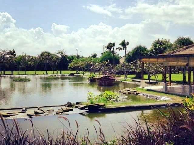 Taman Jepun Bali Frangipani
