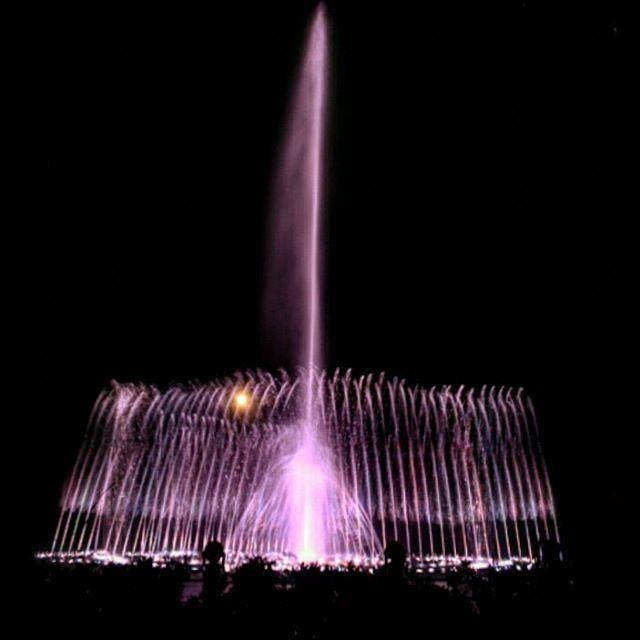 Taman Kota Lumintang Denpasar 1 » Taman Kota Lumintang Denpasar, Sajikan Keindahan Air Mancur Menari yang Memesona