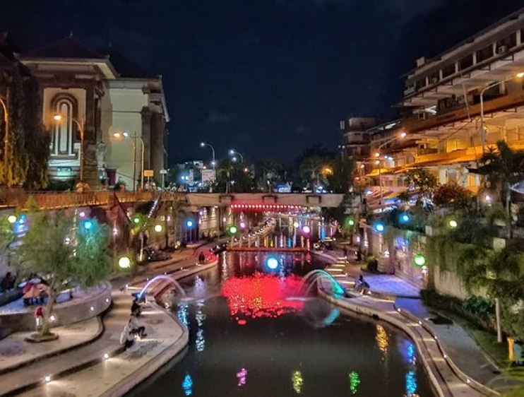 Taman Kumbasari Denpasar 1 » Taman Kumbasari Denpasar, Destinasi Kekinian yang Instagramable Layaknya di Korea