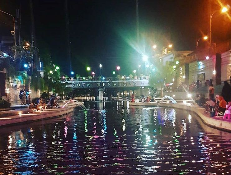 Taman Kumbasari Denpasar 2 » Taman Kumbasari Denpasar, Destinasi Kekinian yang Instagramable Layaknya di Korea