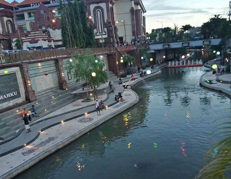 Taman Kumbasari Denpasar, Destinasi Kekinian yang Instagramable Layaknya di Korea