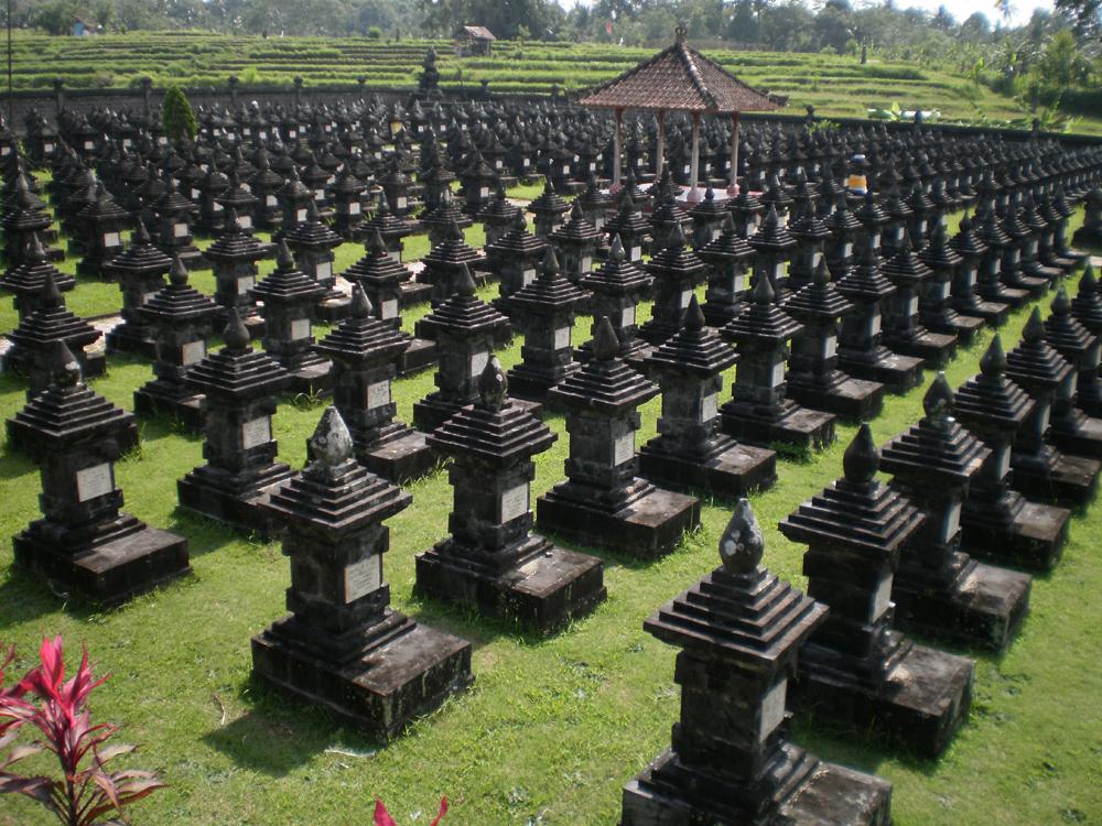 Taman Pahlawan Margarana Tabanan, Wisata Sejarah Mengenang Perjuangan I Gusti Ngurah Rai