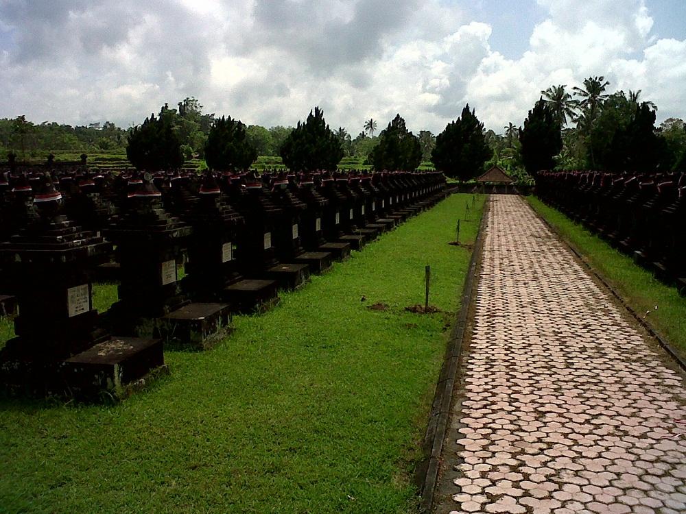 Taman Pahlawan Margarana Tabanan 3 » Taman Pahlawan Margarana Tabanan, Wisata Sejarah Mengenang Perjuangan I Gusti Ngurah Rai