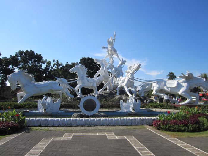 Taman Satria Gatotkaca Bali