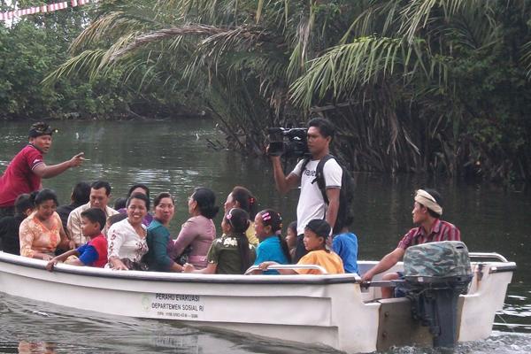 Taman Wisata Air Tirta Lestari Gumbrih 2 » Seru-seruan di Taman Wisata Air Tirta Lestari Gumbrih Jembrana