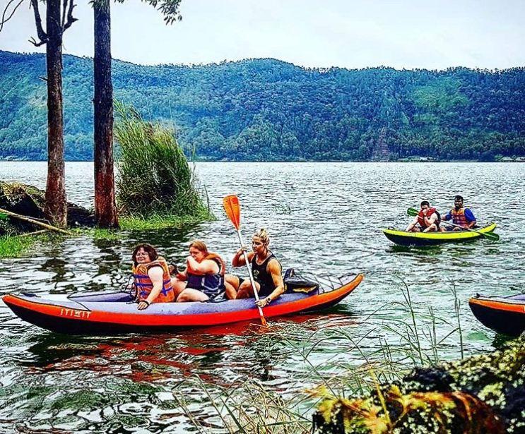 Taman Wisata Ampupu Kembar Kintamani 1 » Taman Wisata Ampupu Kembar Kintamani, Hutan Kumuh yang Kini Menjadi Destinasi Instagenic