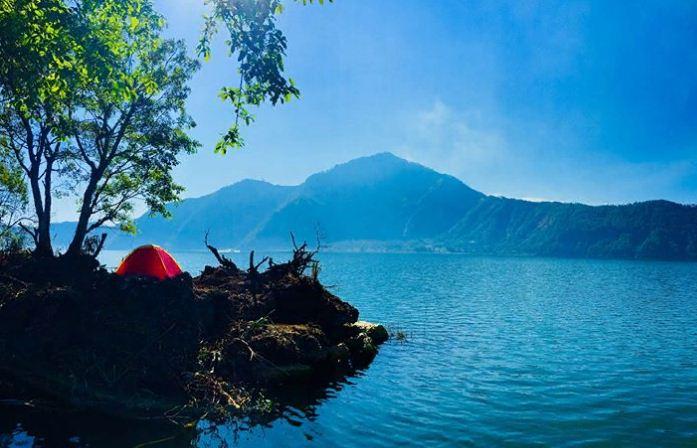 Taman Wisata Ampupu Kembar Kintamani 3 » Taman Wisata Ampupu Kembar Kintamani, Hutan Kumuh yang Kini Menjadi Destinasi Instagenic