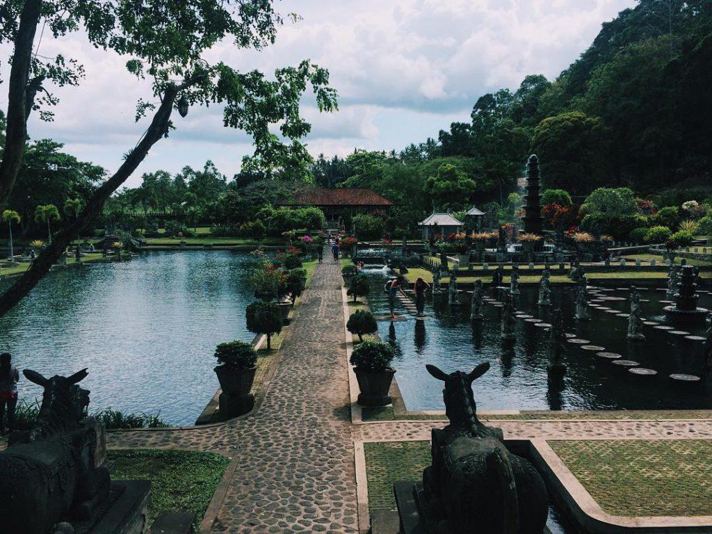 Taman Wisata Tirta Gangga 1 1024x768 » Taman Wisata Tirta Gangga, Taman Indah Peninggalan Kerajaan Karangasem di Bali