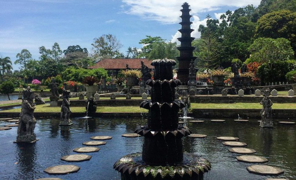 Taman Wisata Tirta Gangga 2 1024x624 » Taman Wisata Tirta Gangga, Taman Indah Peninggalan Kerajaan Karangasem di Bali