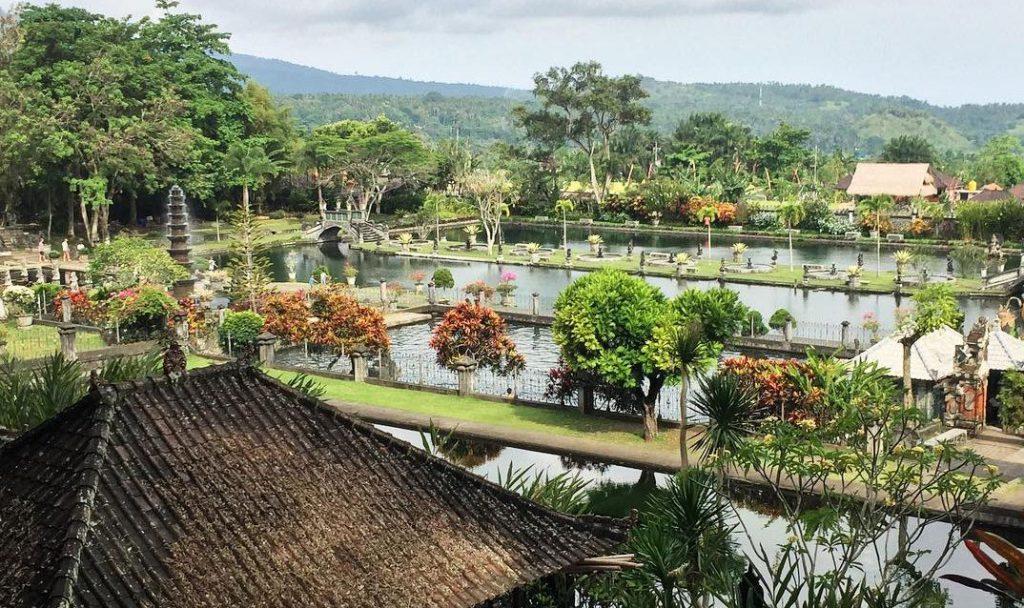 Taman Wisata Tirta Gangga 4 1024x608 » Taman Wisata Tirta Gangga, Taman Indah Peninggalan Kerajaan Karangasem di Bali