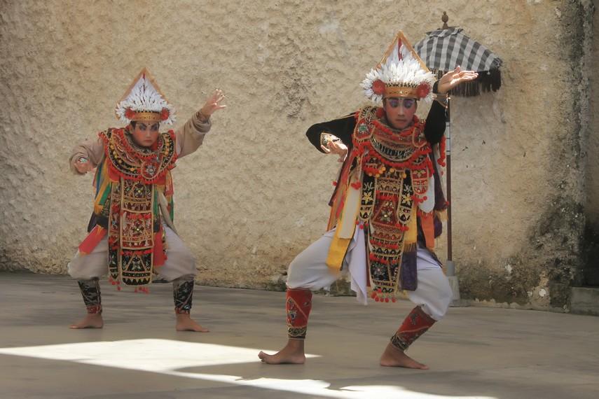 Tari Baris Khas Bali 1 » Tari Baris Khas Bali, Kesenian Tradisional Representasi Ketangguhan Prajurit