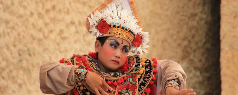 Tari Baris Khas Bali