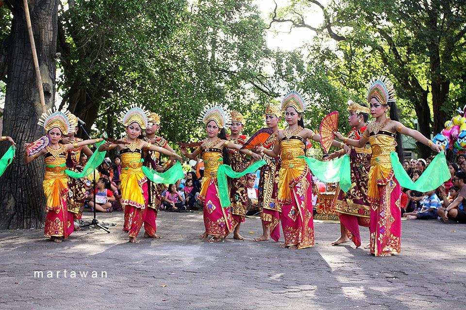 Tari Sanghyang Janger Maborbor 1 » Tari Sanghyang Janger Maborbor, Tari Tradisional yang Jadi Ritual Penting Umat Hindu Bali