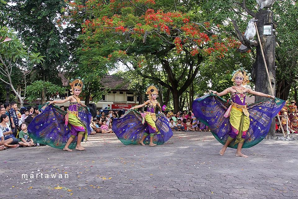 Tari Sanghyang Janger Maborbor, Tari Tradisional yang Jadi Ritual Penting Umat Hindu Bali
