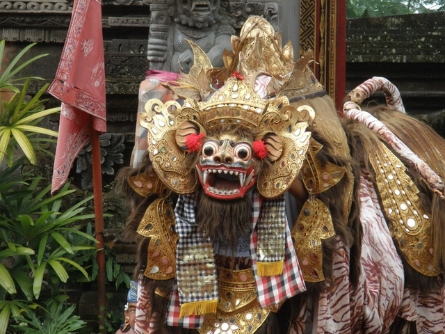 Tari barong Bali 4 » Mengenal Jenis-Jenis Tari Barong Bali Warisan Leluhur