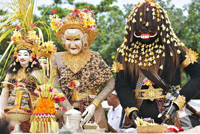 Tari barong Bali 6 » Mengenal Jenis-Jenis Tari Barong Bali Warisan Leluhur