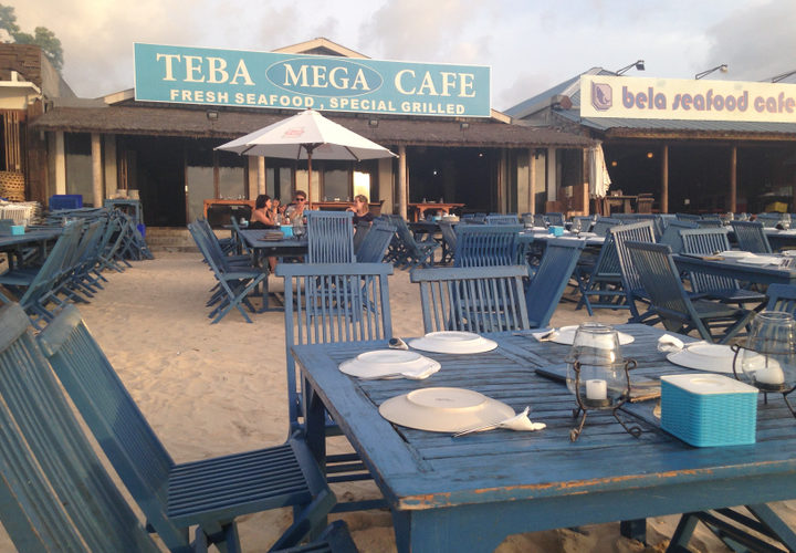 Teba Mega Cafe Jimbaran