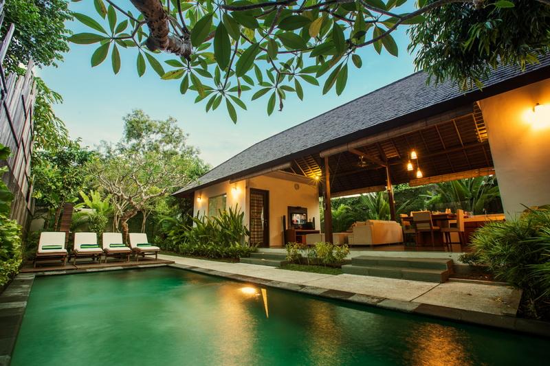 The Astari Villa and Residence 1 » Hotel Astari Villa and Residence, Penginapan Mewah dengan Lokasi Strategis di Jimbaran