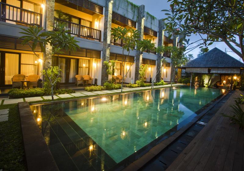 Hotel Astari Villa and Residence, Penginapan Mewah dengan Lokasi Strategis di Jimbaran