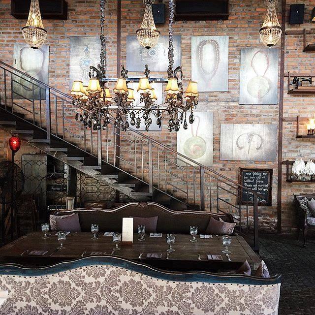 The Bistrot Cafe Seminyak 4 » The Bistrot Cafe Seminyak, Sajikan Kuliner Enak dengan Suasana Interior Vintage