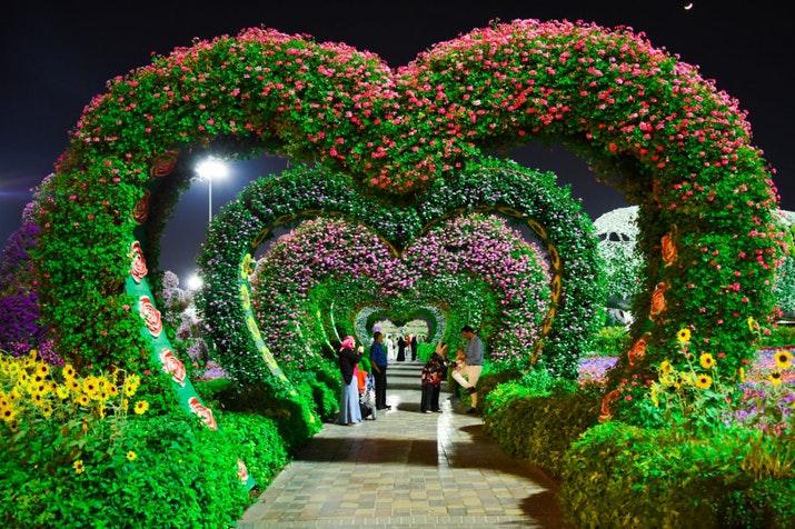 The Bloom Garden Bedugul 4 » The Bloom Garden Bedugul, Destinasi Liburan Instagramable dekat Danau Beratan di Bali