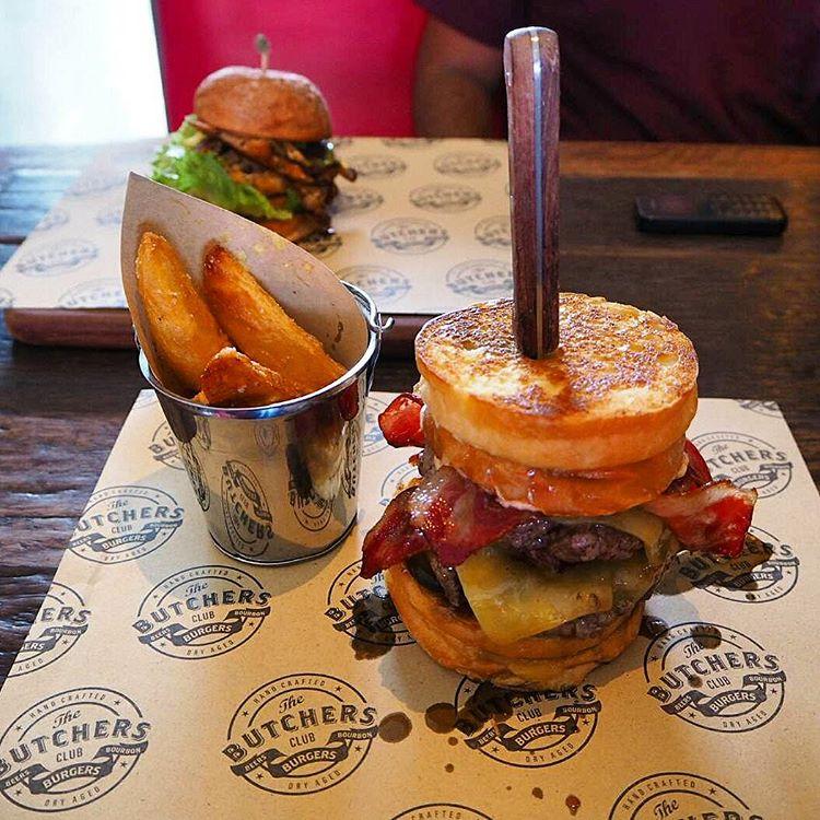 The Butchers Club Bali 2 » The Butchers Club Bali, Sajian Burger Daging Sapi dengan Bonus Desain Ruangan Ciamik
