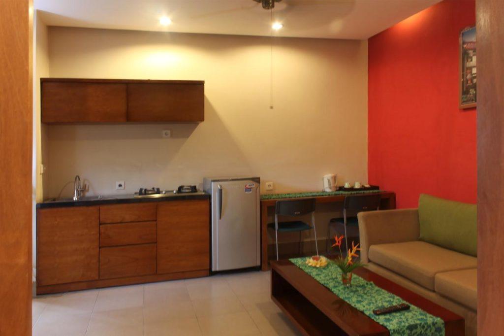 The Green Zhurga Suite Seminyak 2 1024x682 » The Green Zhurga Suite Seminyak, Apartemen Modern dengan Suasana Senyaman Rumah di Bali