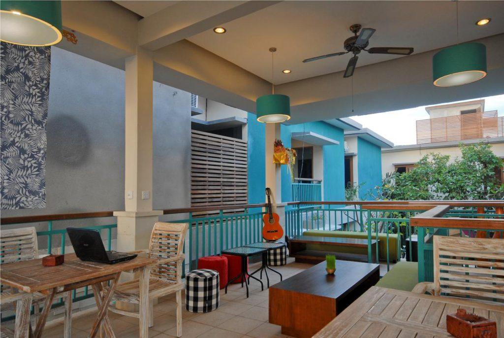 The Green Zhurga Suite Seminyak 4 1024x686 » The Green Zhurga Suite Seminyak, Apartemen Modern dengan Suasana Senyaman Rumah di Bali
