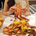 The Holy Crab Bali