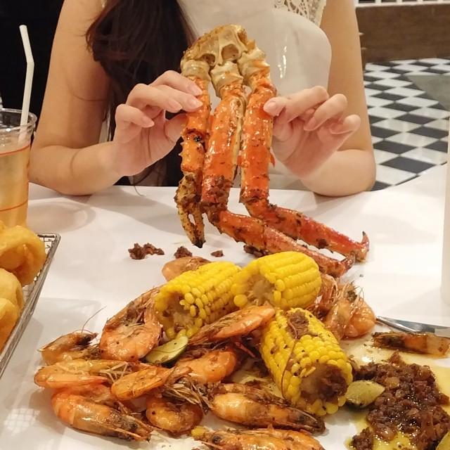 The Holy Crab Bali, Surga Para Pencinta Kuliner Seafood di Kuta