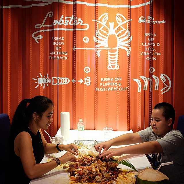 The Holy Crab Bali 4 » The Holy Crab Bali, Surga Para Pencinta Kuliner Seafood di Kuta