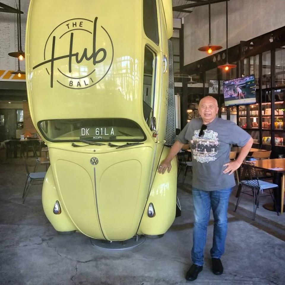The Hub Bali yang Menjadi Cafe Kekinian Favorit Generasi Milenial di Sanur