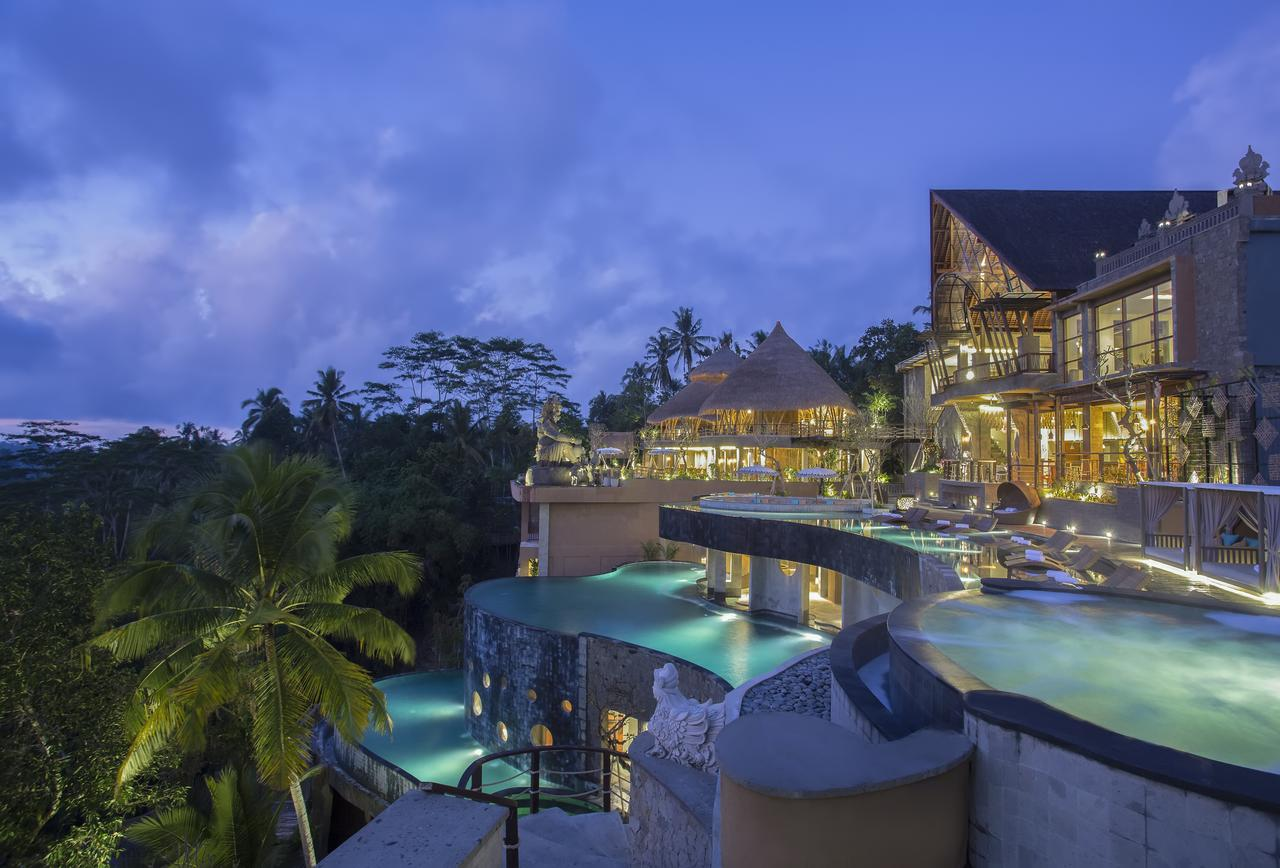 Hotel Romantis The Kayon Jungle Resort Ubud yang Menawarkan Suasana Ketenangan dan Mewah di Tengah Hutan Alami
