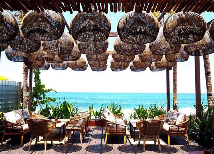 The Lawn Canggu 1 » The Lawn Canggu, Tempat Berburu Kuliner Enak dengan Suasana Nyaman Tepi Pantai