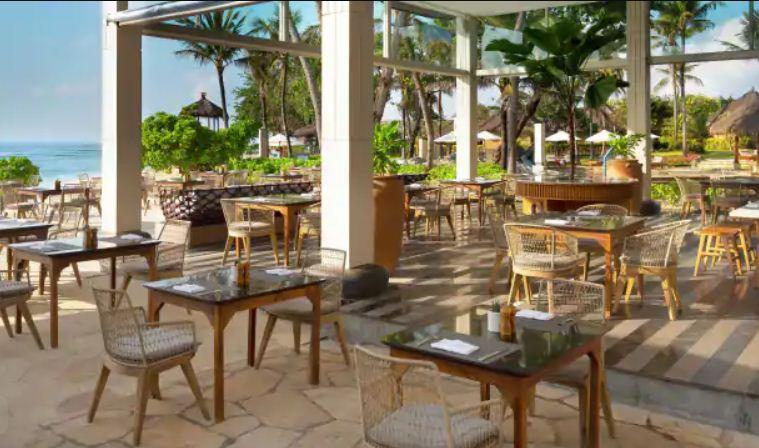 The Shore Restaurant Nusa Dua 2 » Menikmati Dinner Romantis dengan 3 Suasana Berbeda di The Shore Restaurant Nusa Dua