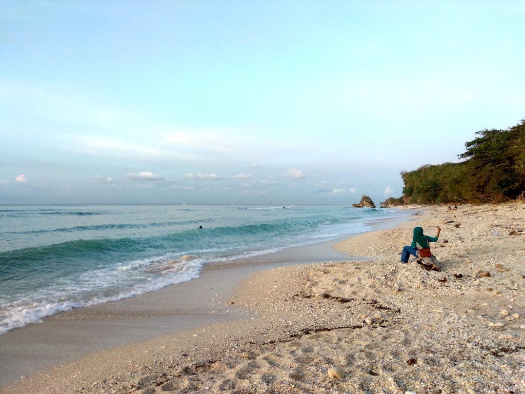 Thomas Beach Uluwatu 2 1024x768 » Thomas Beach Uluwatu, Pantai Tersembunyi yang Jadi Favorit Kunjungan Turis Mancanegara